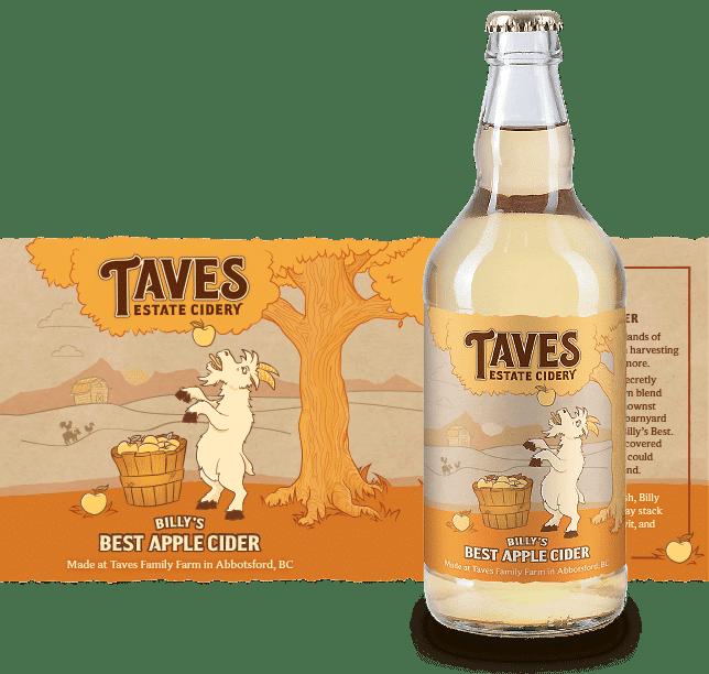 Barnyard Series - Billy's Best Apple Cider