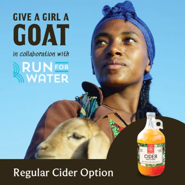 Give a girl a goat