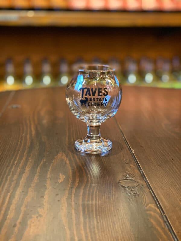 taves tasting glasses